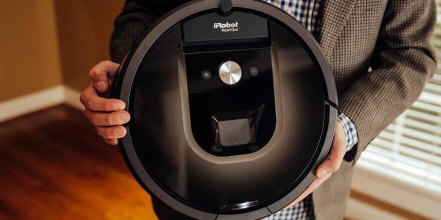 iRobot Roomba 980 фото