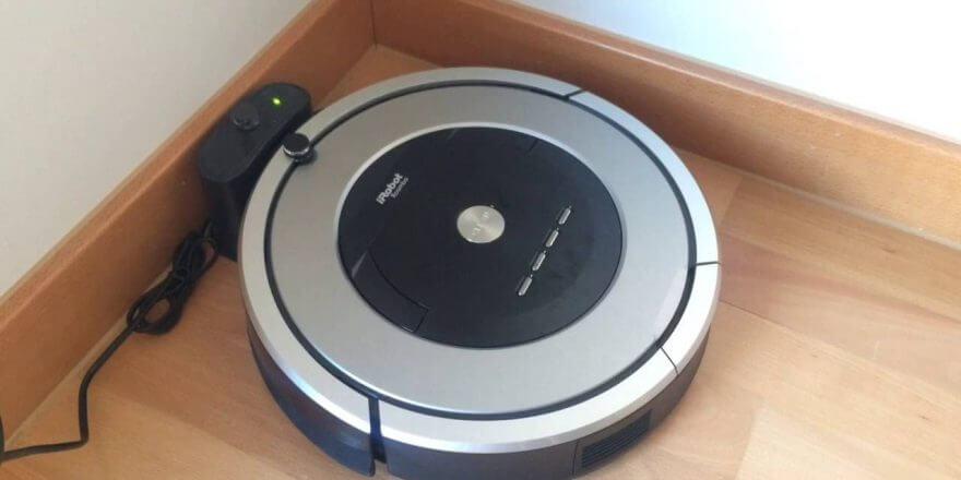 iRobot Roomba 886 фото