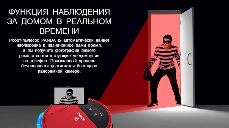 Видеонаблюдение за квартирой