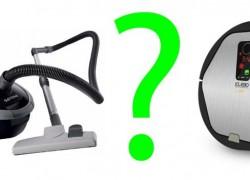 Что лучше робот-пылесос или обычный пылесос?