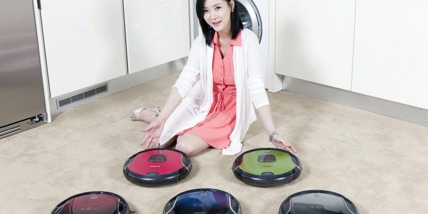 Китайские роботы-пылесосы