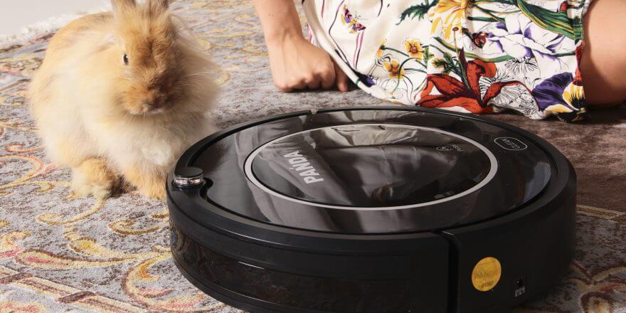 Робот-пылесос для уборки шерсти фото
