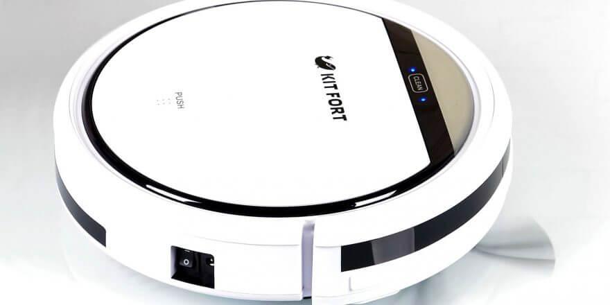 Робот-пылесос до 10000 рублей