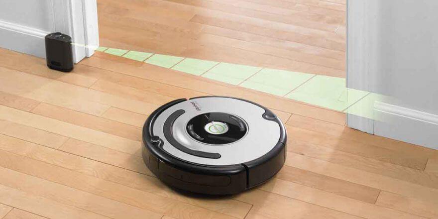Виртуальная стена для робота-пылесоса фото