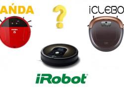 Что лучше: Cleverpanda i5, iClebo Omega или iRobot Roomba 980?