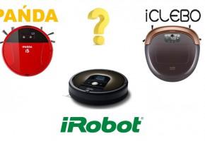 Что лучше: Panda i5, iClebo Omega или iRobot Roomba 980?