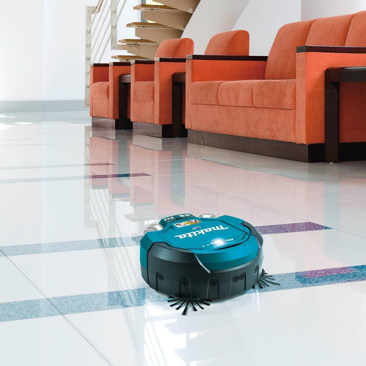 Робот-пылесос для офиса