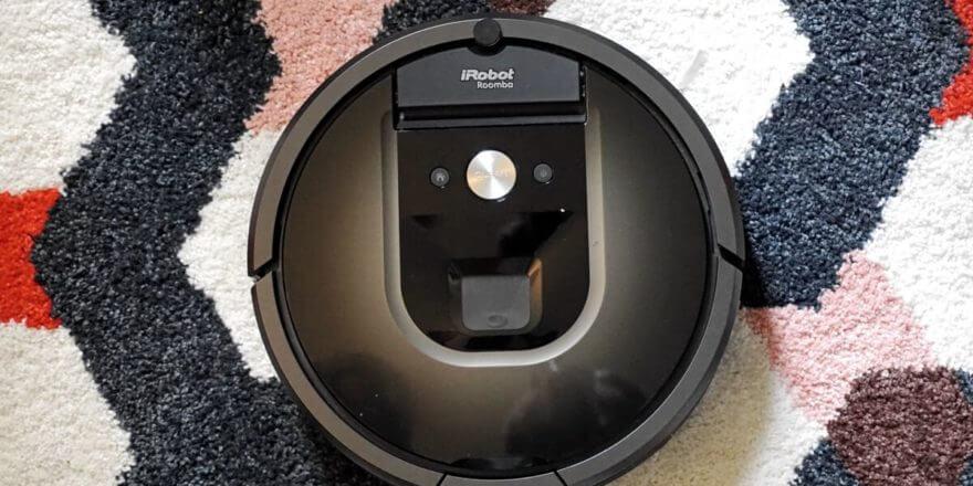 Робот-пылесос для ковра