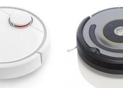 Сравниваем Xiaomi Mi Robot Vacuum Cleaner и iRobot Roomba 616