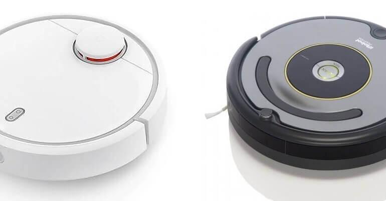 iRobot и Xiaomi