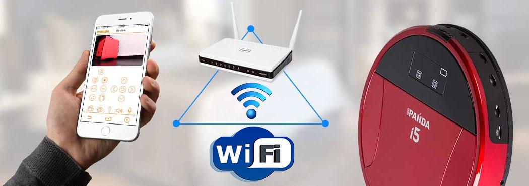 Подключение робота-пылесоса к Wi-Fi