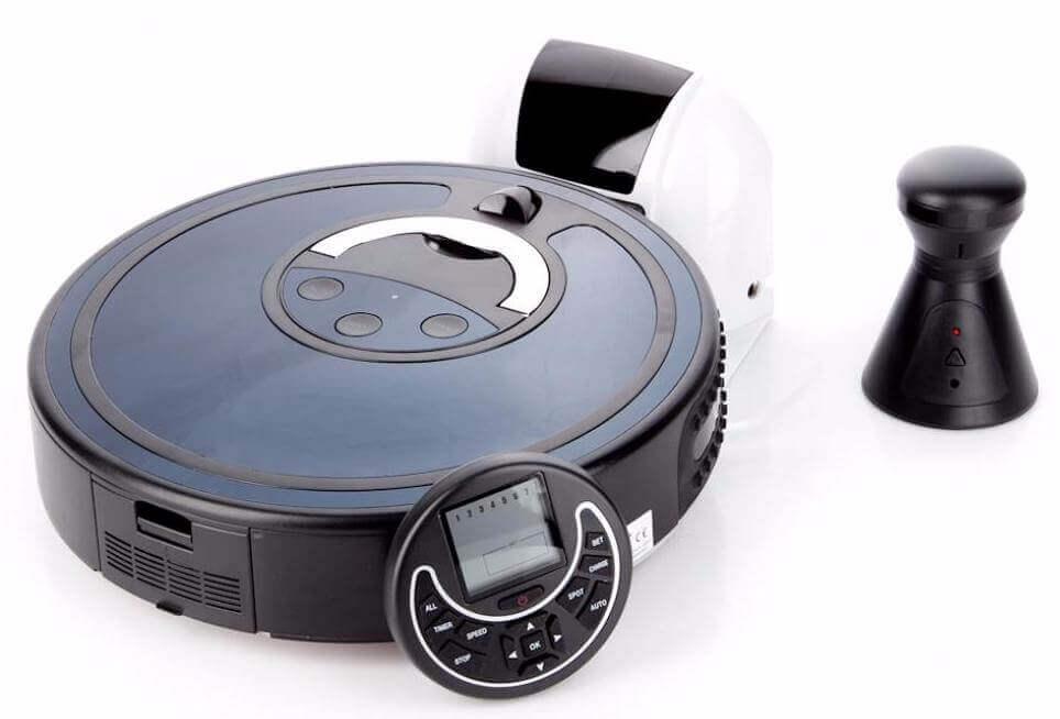Робот Xrobot с виртуальной стеной