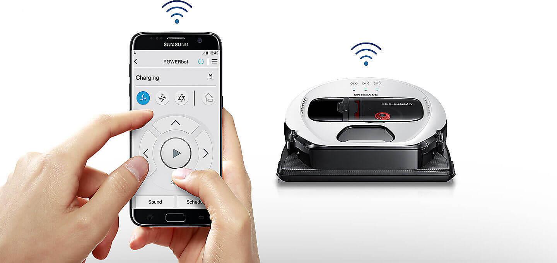 Управление роботом с телефона