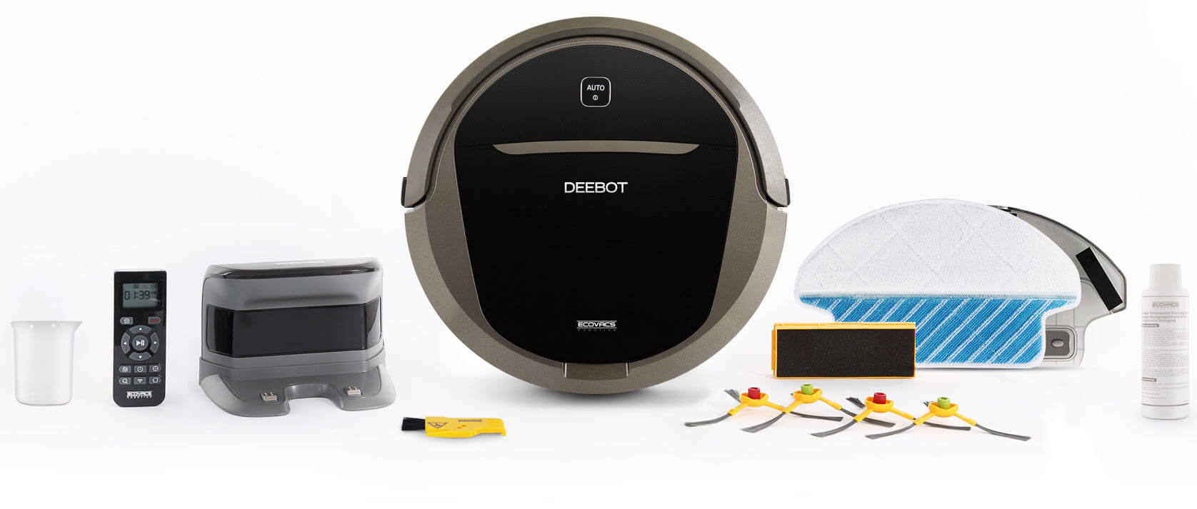 Комплектующие DeeBot 81