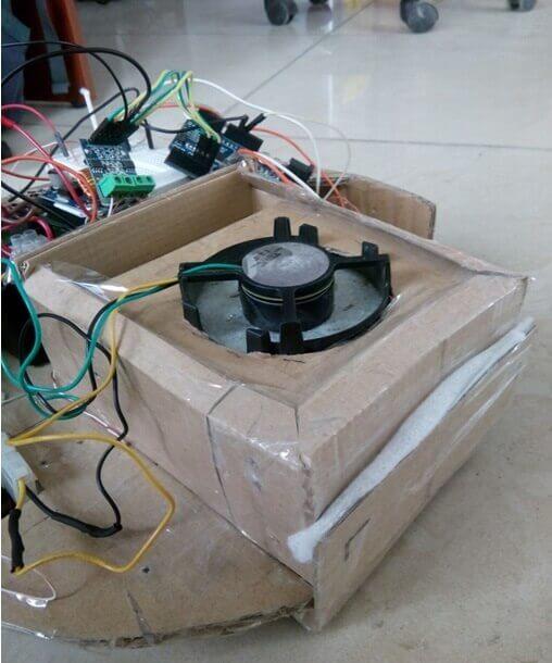 Турбина робота