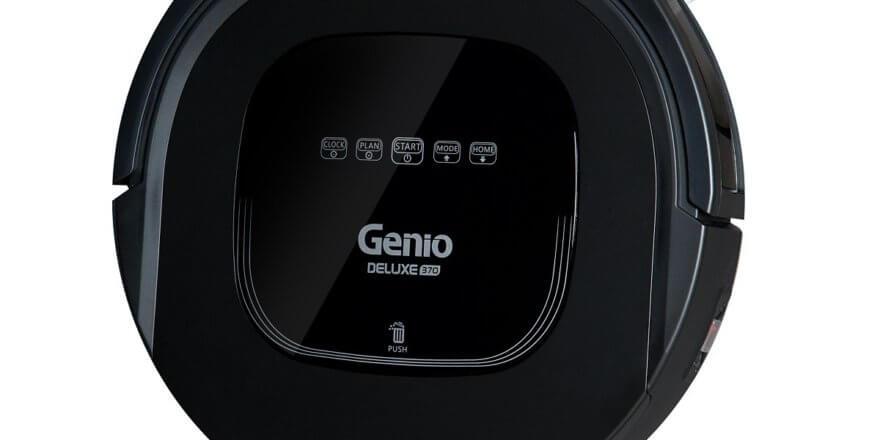 Отзывы о роботе-пылесосе Genio Deluxe 370