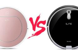 Сравниваем iLife V7s Plus и A8 - какой робот-пылесос лучше выбрать