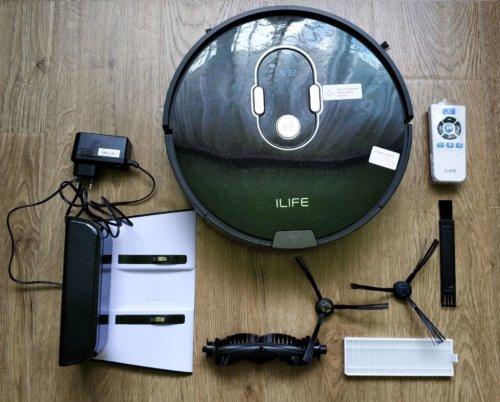 Комплектация iLife A7