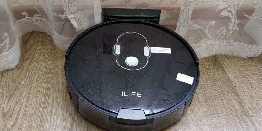 iLife A7 фото на базе
