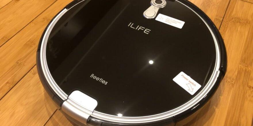 Отзывы о роботе-пылесосе iLife A8