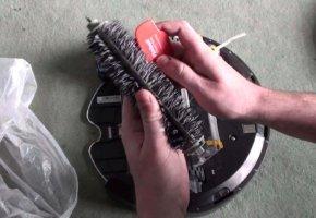 Какие бывают неисправности у роботов-пылесосов и как их устранить