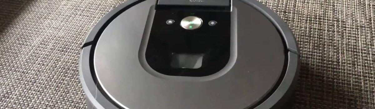 Отзывы о роботе-пылесосе iRobot Roomba 960