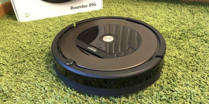 iRobot Roomba 896 фото