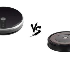 Что лучше выбрать: Panda X7 или iRobot Roomba 896?