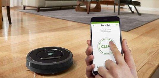 Приложение iRobot