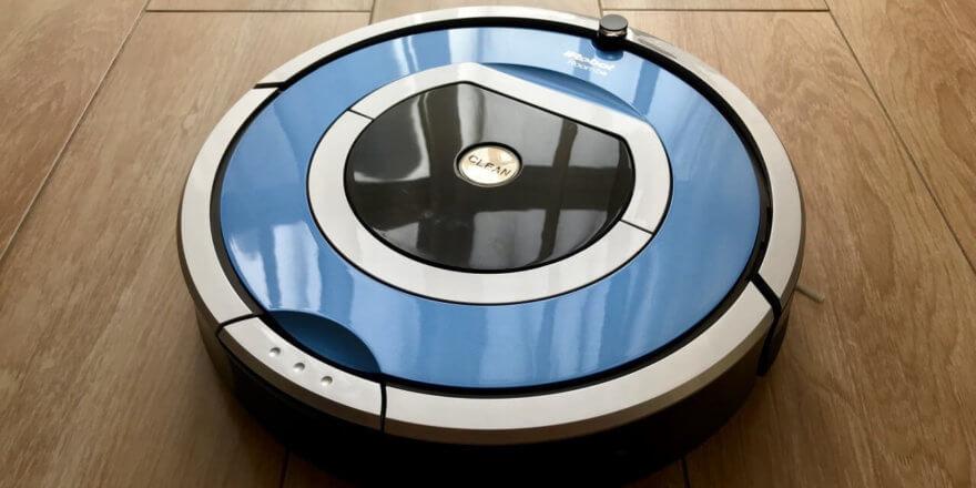 iRobot Roomba 790 фото