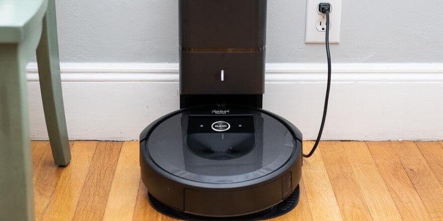 iRobot Roomba i7+ фото
