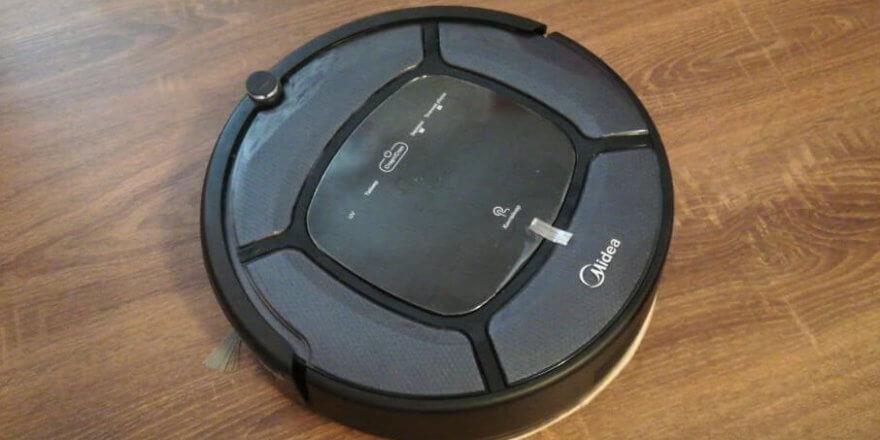 Робот-пылесос Midea