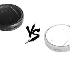 Сравниваем новый Clever&Clean AQUA-Series 03 с Xiaomi Xiaowa E202-00