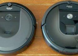Сравниваем iRobot Roomba i7 и Roomba 980