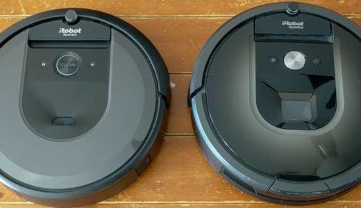 Сравнение iRobot Roomba i7 и 980