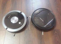 Что лучше: iLife A9s или Clever&Clean AQUA-Series 03