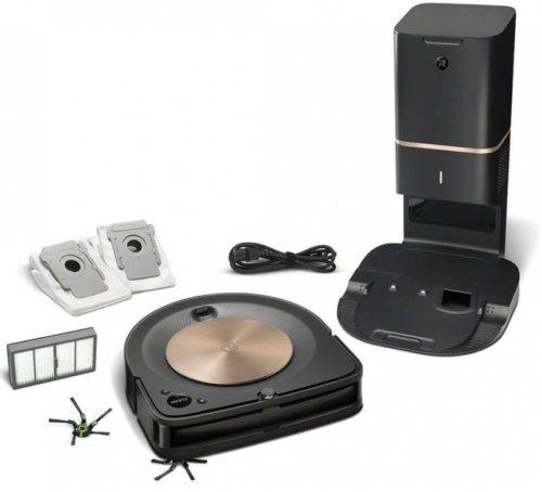 Комплектация Roomba s9+