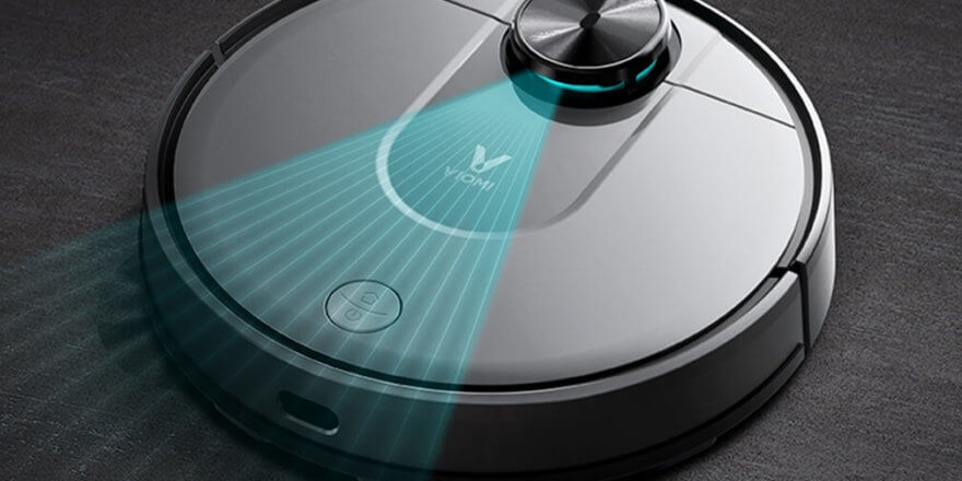 Xiaomi Viomi Cleaning Robot фото
