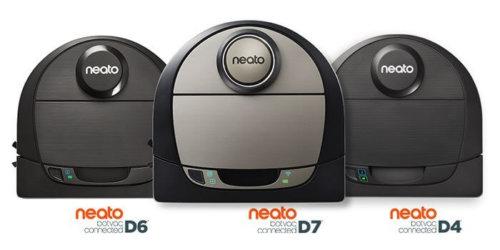 Роботы Neato