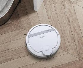Ecovacs Deebot DE55: хороший робот по хорошей скидке