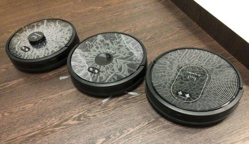 Новые роботы-пылесосы Okami