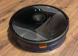 Okami U90 Vision: мощный робот-пылесос с камерой