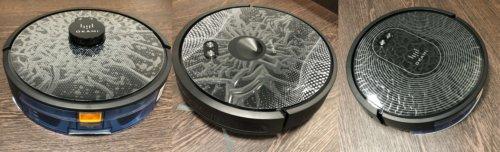 Роботы-пылесосы Okami