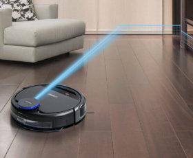 ТОП-5 роботов-пылесосов с лидаром