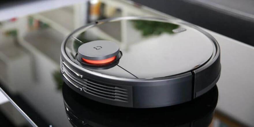 Xiaomi Mijia LDS Vacuum Cleaner фото