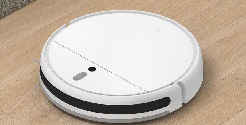 Xiaomi Mijia Sweeping Robot 1C фото