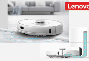 Lenovo анонсировали робот-пылесос для сухой и влажной уборки с базой для самоочистки