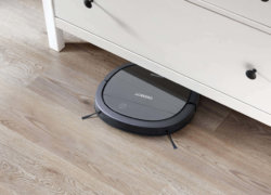 Ecovacs DeeBot OZMO Slim 10: тонкий робот-пылесос для сухой и влажной уборки
