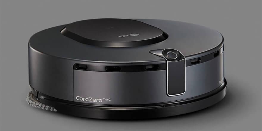 Робот-полотер LG CordZero ThinQ