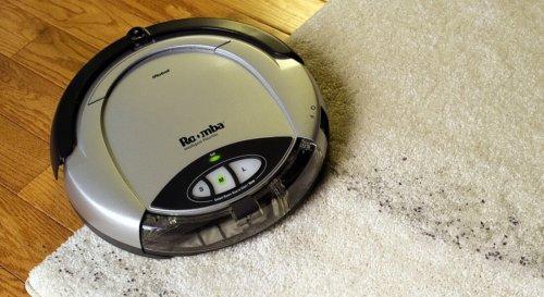 Первый iRobot Roomba